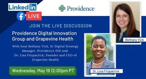 Providence DIG and Grapevine Health