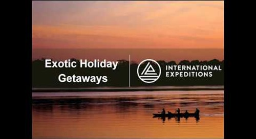 Last-Minute Holiday Travel Options