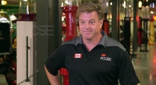 Why Chip Foose chooses 3M products