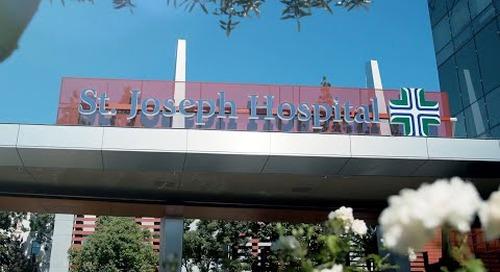 St. Joseph Hospital: One Extraordinary Team