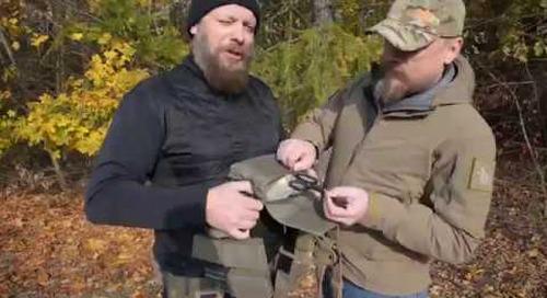 Frag.TV: Pierwsza linia od Ginger's Tactical Gear - GMB, SpeedM4 i inne.