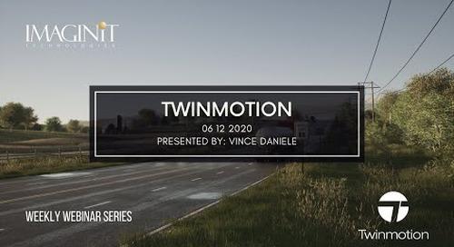 Twinmotion June 12 Meetup