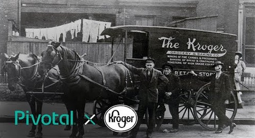 Pivotal and Kroger
