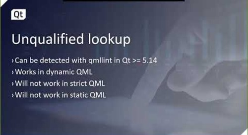 The Future of QML {Qt Virtual Tech Con 2020}