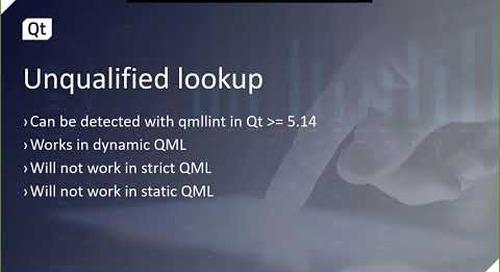 The Future of QML {Qt Virtual Tech Con 2020}