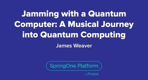 Jamming with a Quantum Computer: A Musical Journey Into Quantum Computing
