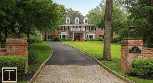 22 Charlotte Hill Dr, Bernardsville I NJ Real Estate Homes For Sale