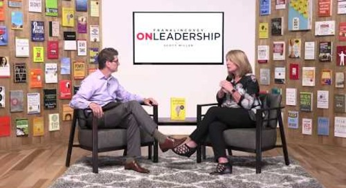 Liz Wiseman's path to Multipliers