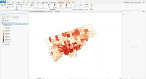 Getting Started with ArcGIS Pro: Building a Layout