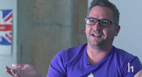 HackerOne Hacker Interviews: Michael (mgianarakis)