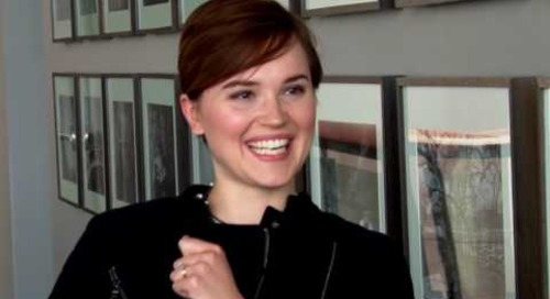 Veronica Roth Interview Part #2