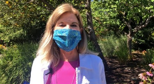 Dr. Amy Compton-Phillips #MyMaskIs