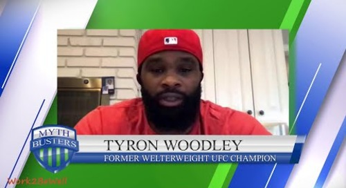 Tyron Woodley - Are mental health problems permanent?
