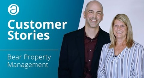 AppFolio Customer Stories – Bear Property Management