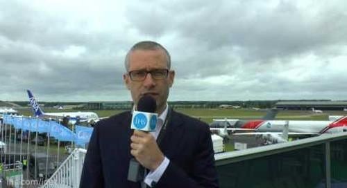Brexit uncertainties overshadow Farnborough Airshow