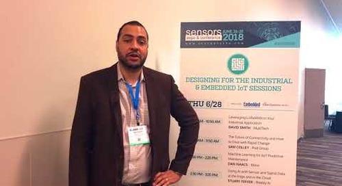 Sensors Expo 2018 Day 2