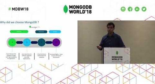 Managing a Mission Critical eCommerce Application on MongoDB: Architecture