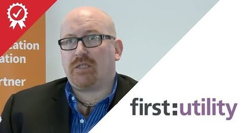 First Utility - Mobile first Organization with secured APIs