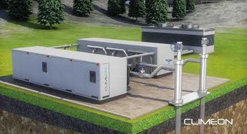 Climeon's clean technology and geothermal energy