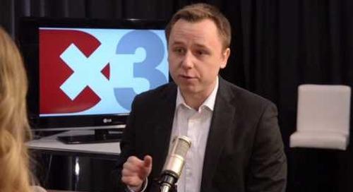 Wojciech Gryc of Canopy Labs - Amber Mac's Canadian Tech Spotlight at Dx3 2014