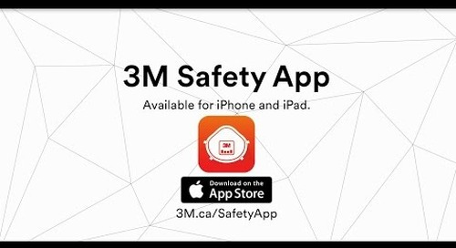 Simplify Safety: 3M Safety App Now Available for iPhone