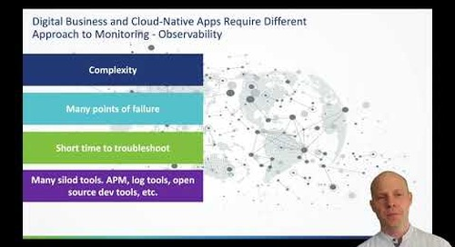 Observability: Actionable information at your fingertips from Apps to Infrastructure I VMware Tanzu