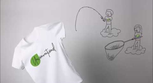 A tee-shirt competition: Upgrading our #Unconventional style