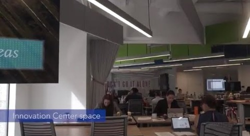 Case Study: Booz Allen Hamilton - The Innovative Workplace