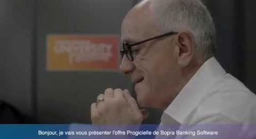 Présentation de l'offre Sopra Banking Software