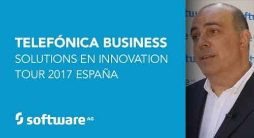 Telefónica Business Solutions en Innovation Tour 2017 España