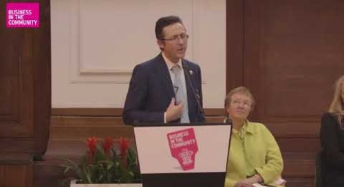 Blackpool Panel Discussion - BITC AGM 2017
