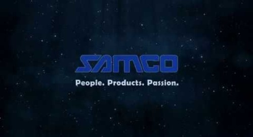Samco Machinery 2017 Video Highlights