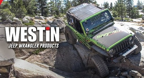 Westin Snyper Product Video (Jeep Wrangler Products)