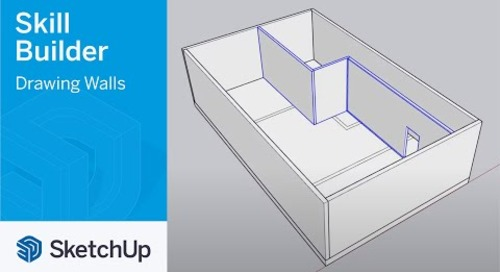 [Skill Builder] Drawing Walls