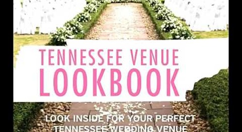 Tennessee Venue Lookbook