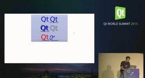 QtWS15- Qt for Native Client, Morten Johan Sørvig, The Qt Company