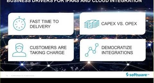 Beyond Integration How Software AG's iPaaS Drives Digital Innovation