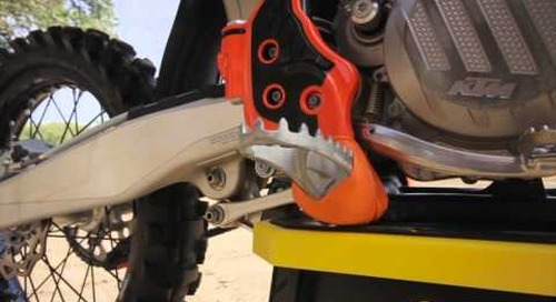 ACERBIS Foot Peg Cover