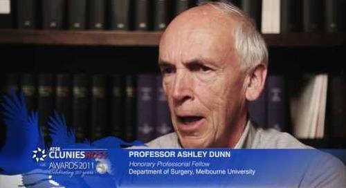 2011 ATSE Clunies Ross Award: Antony Burgess, Ashley Dunn, Nicholas Gough - Medical Research