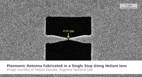 ZEISS ORION NanoFab: Applications in Research, Exploration, Nanofabrication and Nanotomography