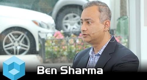 Ben Sharma, Zaloni - #BigDataNYC 2015 - #theCUBE