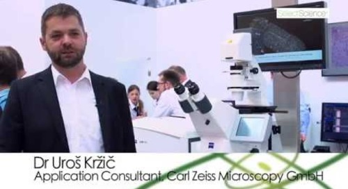 ZEISS @ Analytica 2016: Introduction of Fast Mode for ZEISS LSM 880 with Airyscan