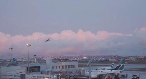 Creando de una estrategia de seguridad a largo plazo en el Aeropuerto Internacional de Montreal