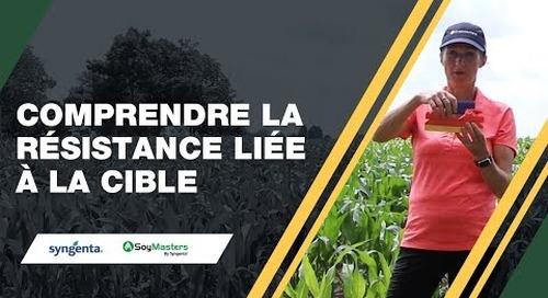 Résistance aux herbicides : Comprendre la résistance liée à la cible