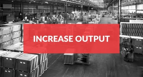 3 Ways to Increase Output at Your Facility