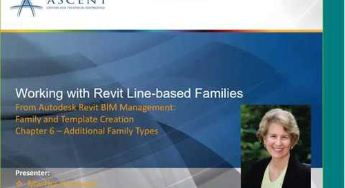 Working with Revit Line-Based Families