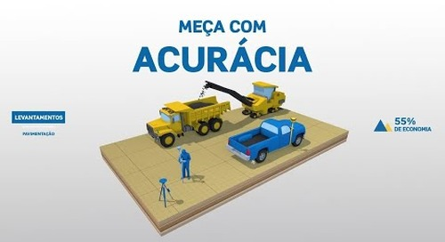 Trimble Paving Solutions - Portuguese
