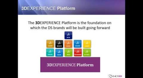 Rand 3D Webcast: Making Sense of CATIA V5, V6 and the Transition to the 3DExperience