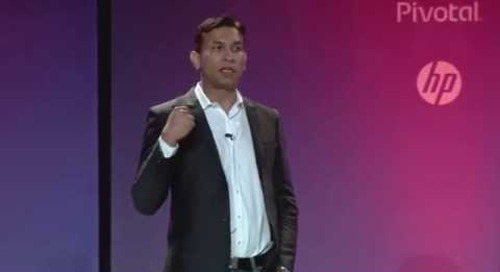 HP - Why Open Application Platforms Matter to Enterprise Developers (Cloud Foundry Summit 2014)