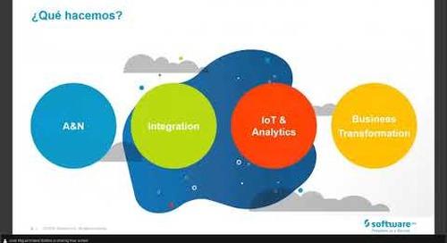 webMethods.io Integration: solución iPaaS de integración en la nube